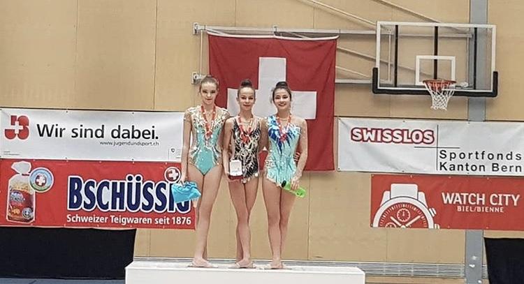 GR: Championnat Suisse 2019