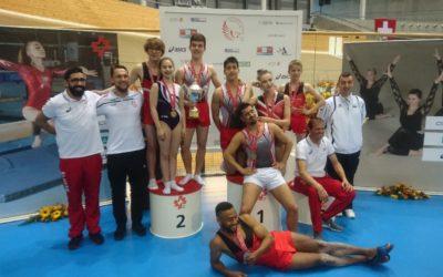 TR: Championnat suisse 25-26 mai 2019 à Aigle