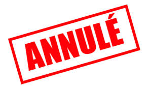 Agrès: Challenge Genève 2020 annulé